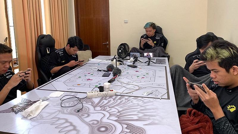 Sanz Ungkap Alasan ONIC Tukar Pemain Saat Lawan Bigetron Alpha