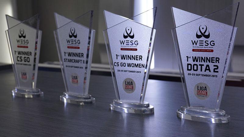 WESG Indonesia, Jembatan Prestasi Esports Anak Bangsa