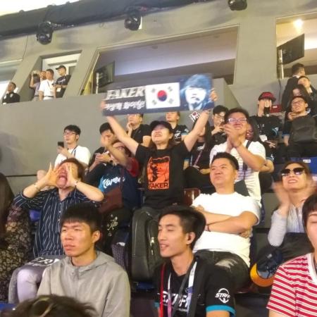Kehadiran Keluarga, Kunci Semangat Faker di LOL Asian Games 2018