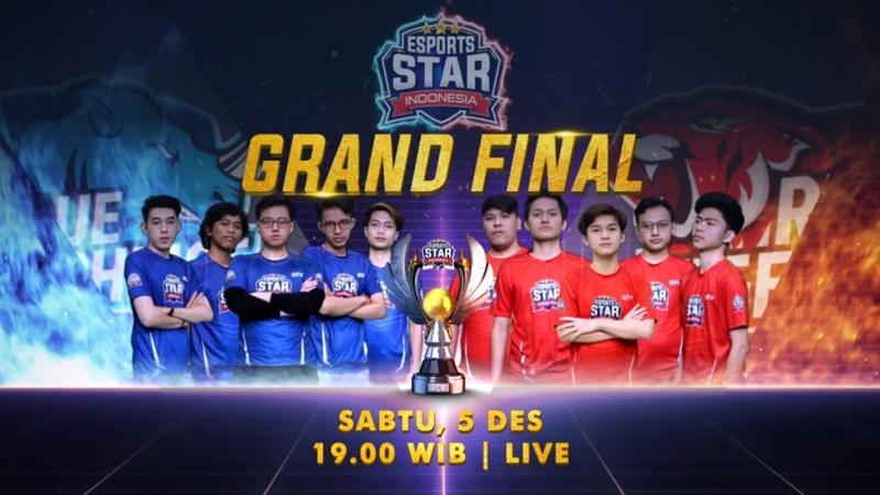Banyak Kejutan di Grand Final Esports Star Indonesia, Malam Ini di GTV!