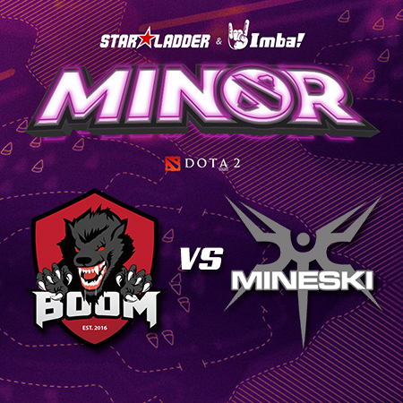 Preview Kualifikasi Starladder ImbaTV, BOOM ID vs Mineski