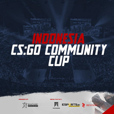 Indonesia Community Cup: Bersatu Demi CS:GO Indonesia