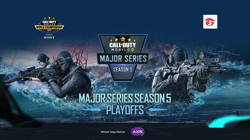 CODM Major Series Season 5 Masuki Babak Akhir, Siapa Bakal Juara?