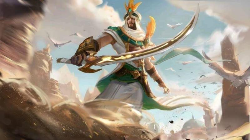 Fighter Baru Mobile Legends Khaleed, Berkekuatan Pasir & Tanpa Mana!