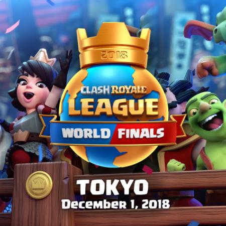 Clash Royale League World Finals Tampil Debut di Jepang