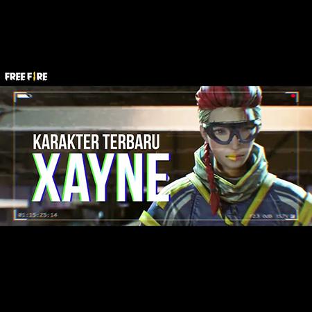 Hadirnya Karakter Baru di Free Fire, Xayne Si Penghancur Gloowall!