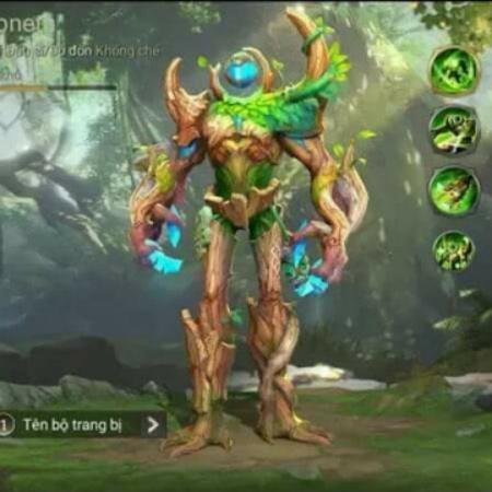 Impresi Pertama Y'Bneth, Warrior Baru Antaris yang Mirip Groot x Bastion
