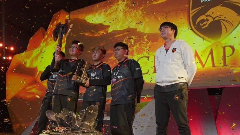 Jadi Juara MDL Chengdu Major, TNC Kunci Slot ke TI10