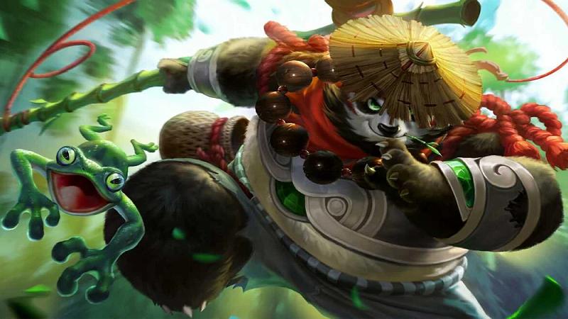 Hyper Carry MLBB Baru Ala Jo Emperor, Akai Si Kungfu Panda!
