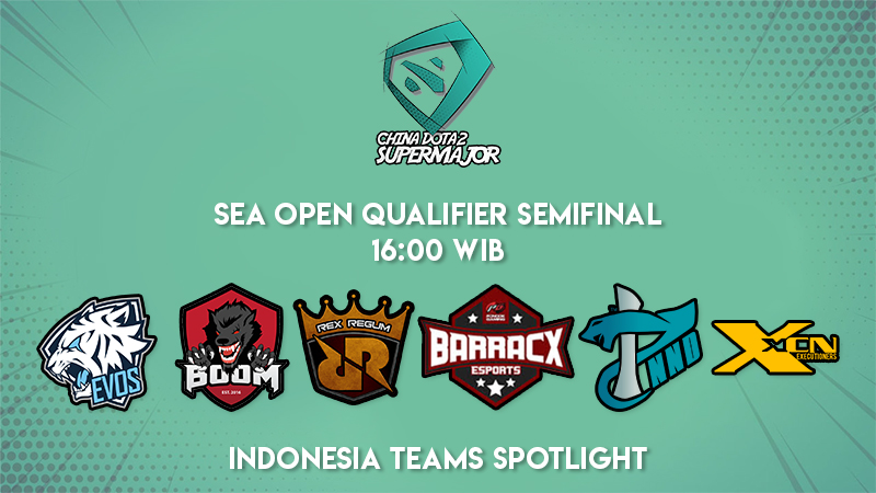 Berguguran! Siapa Tim Lokal Terakhir di Qualifier China Super Major?