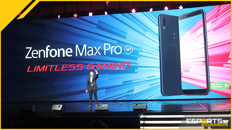 ZenFone Max Pro M1, Dobrak Batasan Gamer Main Game Mobile!