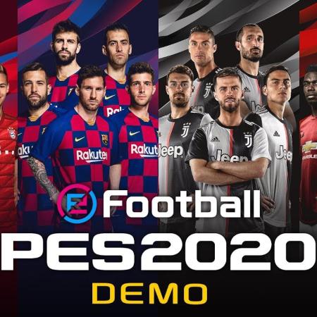 Demo PES 2020 Sudah Rilis, Saatnya Cicip Tim Eksklusif!