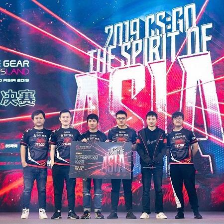 BnTeT Menggila, TyLoo Rebut Trophy eXTREMESLAND Asia 2019