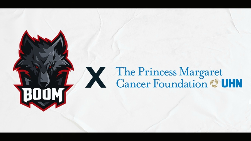 BOOM Esports Dukung Kampanye Quest to Conquer Cancer