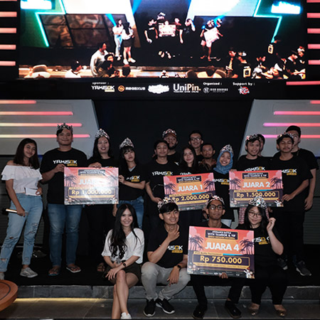 Ratusan Dancer Ramaikan Turnamen AyoDance Battle