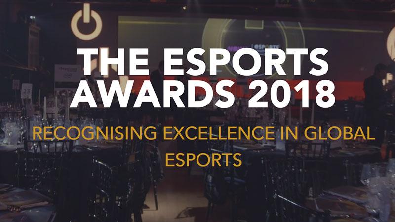 Esports Awards 2018, Warisan Abadi Gamer Berpengaruh Besar!