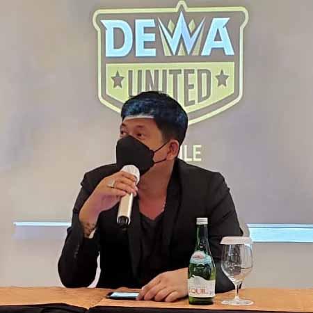 Resmi Launching, Dewa United Esports Perkenalkan Tiga Divisi Perdana