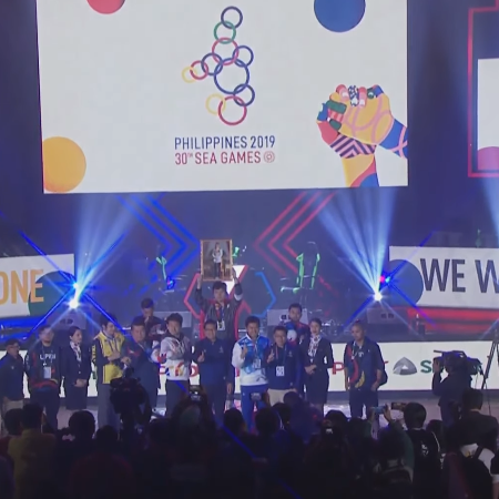 SEA Games 2019: Tim Esports Indonesia Gagal Bendung Filipina