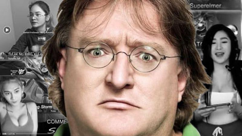 Gabe Newell Sindir Mobile Gamer Cuma Bermodal Sensual