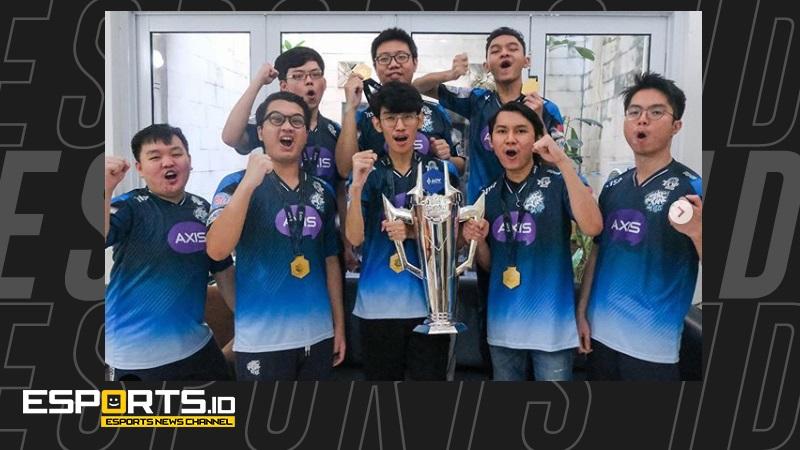 EVOS Tutup Divisi Arena of Valor, Berikut Prestasi Raja AOV Indonesia!
