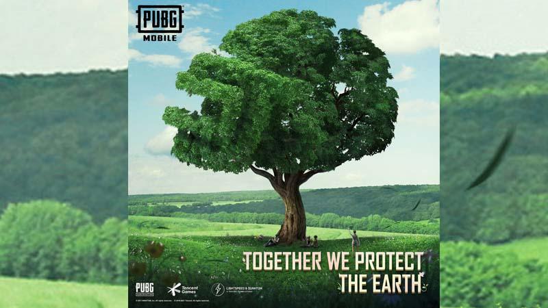Rayakan Earth Day, PUBG MOBILE Gelar Event Karakin Oasis