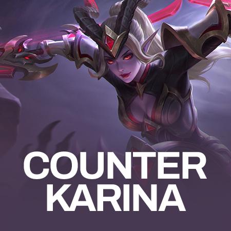 Tak Perlu Panik, Ini Deretan Counter Karina Di Mobile Legends!