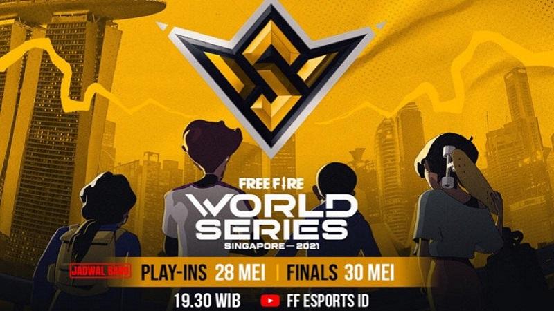 Free Fire World Series Pecahkan Rekor Penonton Esports Terbanyak