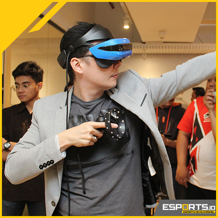 Acer Windows Mixed Reality, Ajak Gamer Jelajahi Dunia Baru!