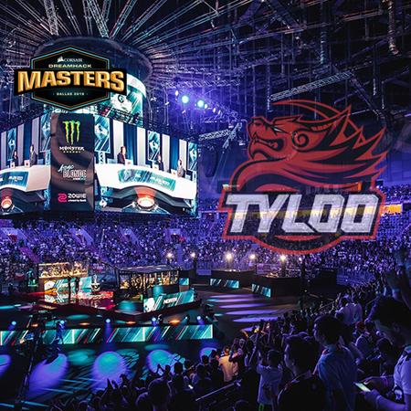 Mengintip Peluang TyLoo di DreamHack Masters Dallas 2019