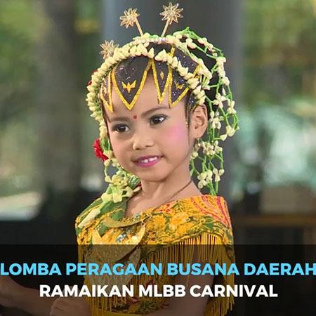 Seru dan Unik! MLBB Carnival Tangerang Berkultur Daerah
