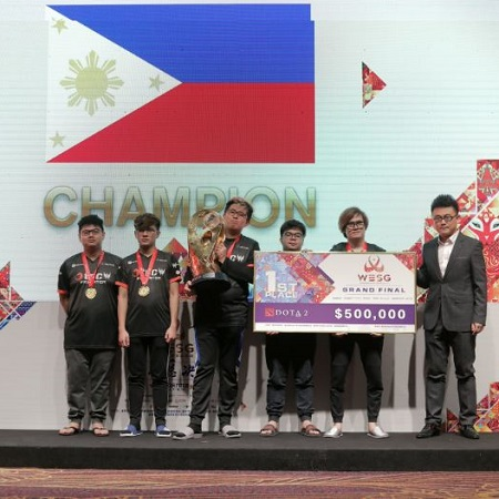 TNC Juarai WESG 2018, Tampar Juara Bertahan Sampai Wakil Tuan Rumah