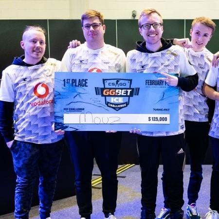 Tak Terhentikan, Mousesports Juarai ICE Challenge 2020