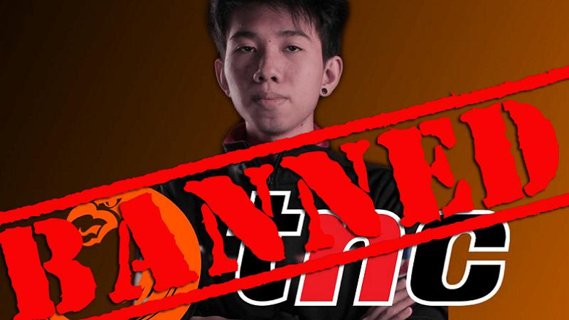 Valve Bertitah! KuKu Resmi Kena Ban dari Chongqing Major!