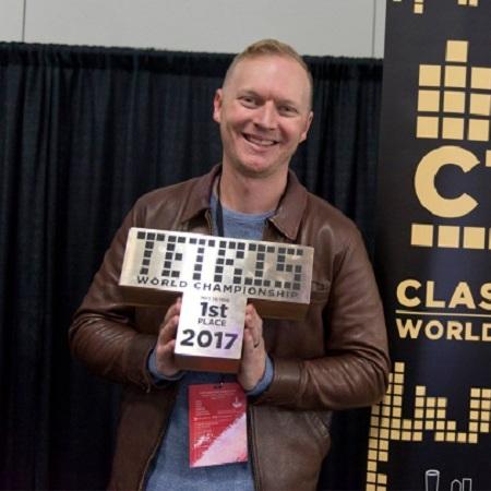 Juara Dunia Tetris Jonas Neubauer Tutup Usia di Umur 39 Tahun