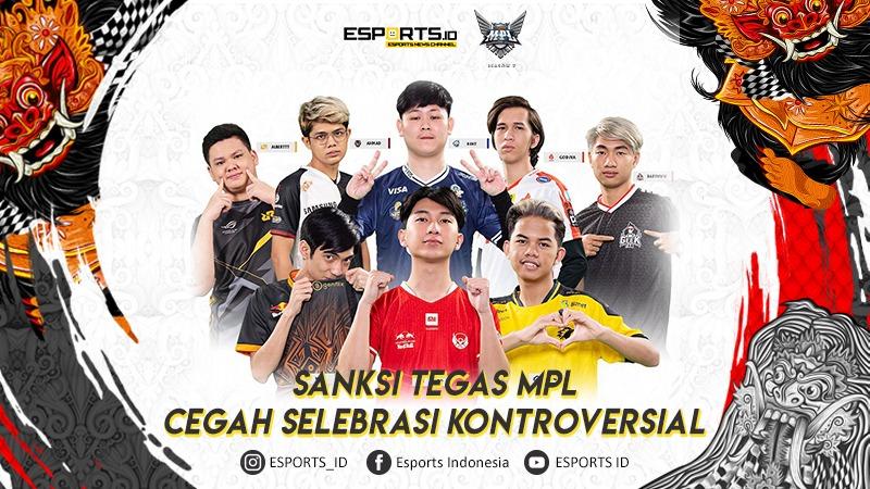 MPL Season 7 Siapkan Sanksi Tegas Cegah Selebrasi Kontroversial