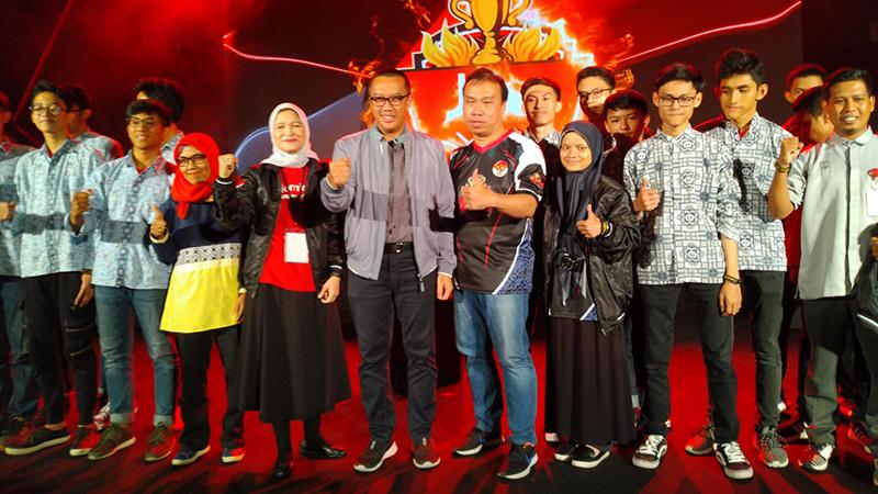 Hadiri JD.ID HSL 2018, Menpora Yakini Masa Depan Cerah Esports