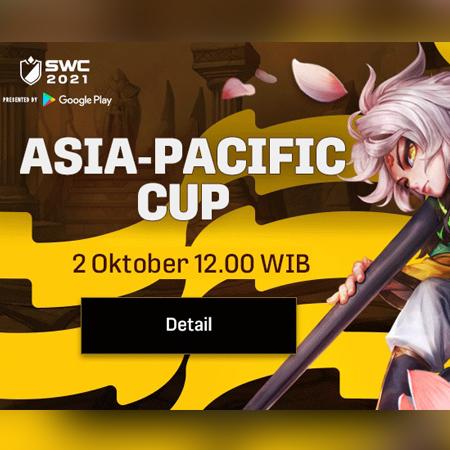 SWC 2021 Asia-Pacific Cup Dimulai Hari Ini!