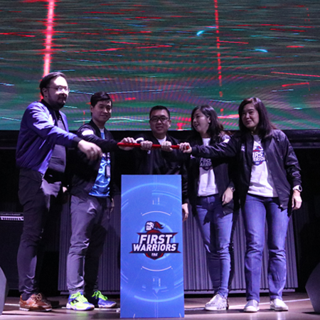 First Media Luncurkan FIRST WARRIORS, Audisi Esports Pertama di Indonesia!