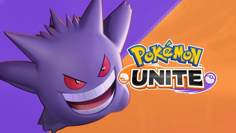 Moveset Unik Gengar Pokemon Unite, Bikin Cepat KO Musuh!