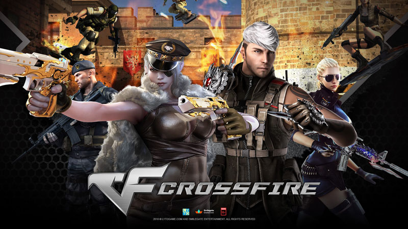 Crossfire Indonesia Segera Miliki Mode Anyar, Battle Royale!