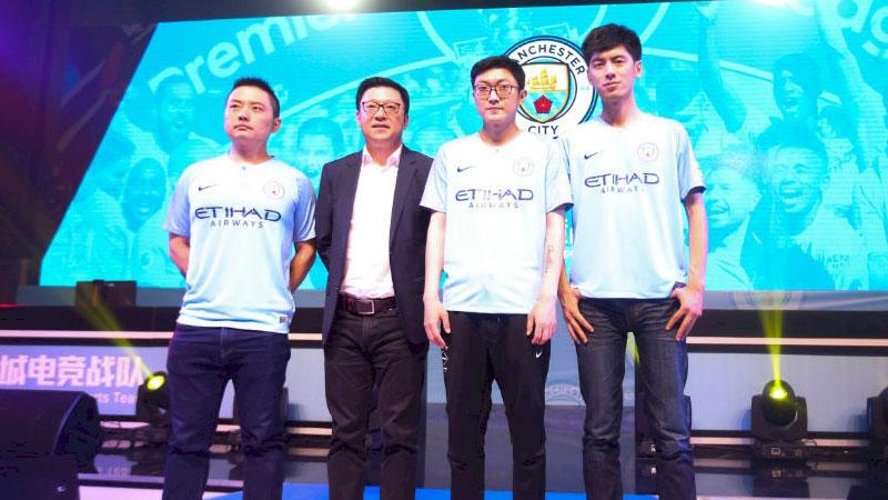 Manchester City Rekrut Pemain Cina Perkuat Divisi eSports FIFA Online