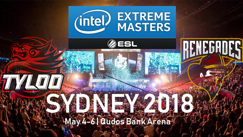Duel TyLoo vs Renegades Panaskan IEM Sydney 2018