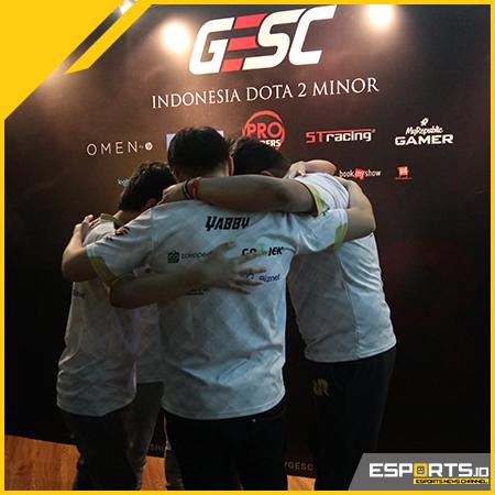Incar Empat Besar di GESC Indonesia, RRQ Siap Hadapi EG!