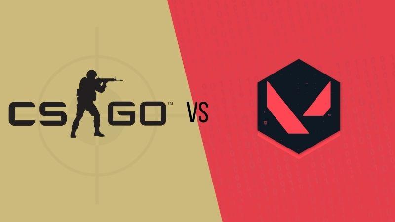 Inilah Perbedaan Antara Sistem Ranking CS:GO & VALORANT!