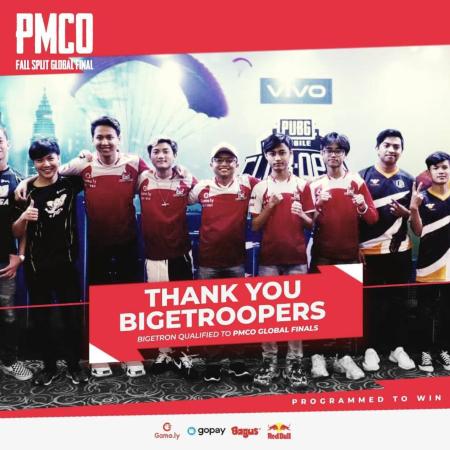 Bigetron RA Lolos Prelims, Gaspol di PMCO Global Finals!