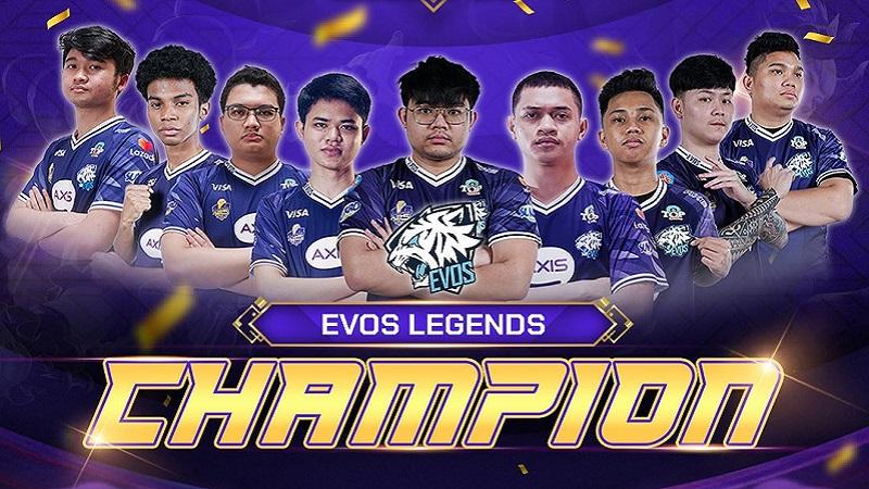 EVOS Legends Juara di NMA, Lanjut Pertahankan Gelar MPL S8?