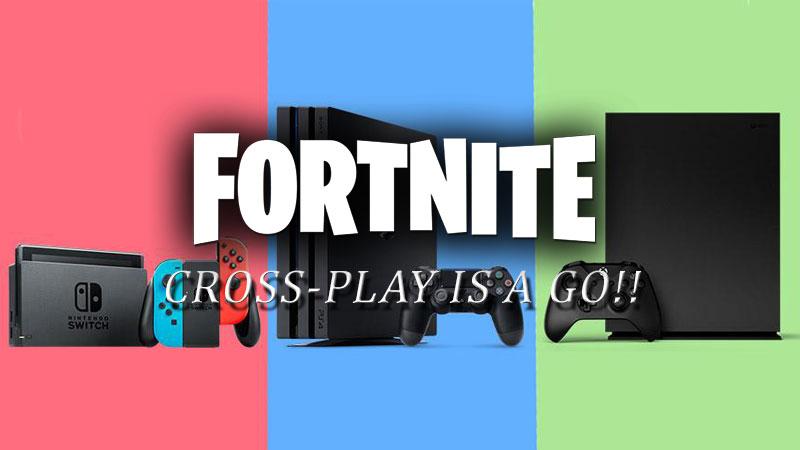 Sony Menyerah! Buka Akses Fortnite Lintas Platform di PS4