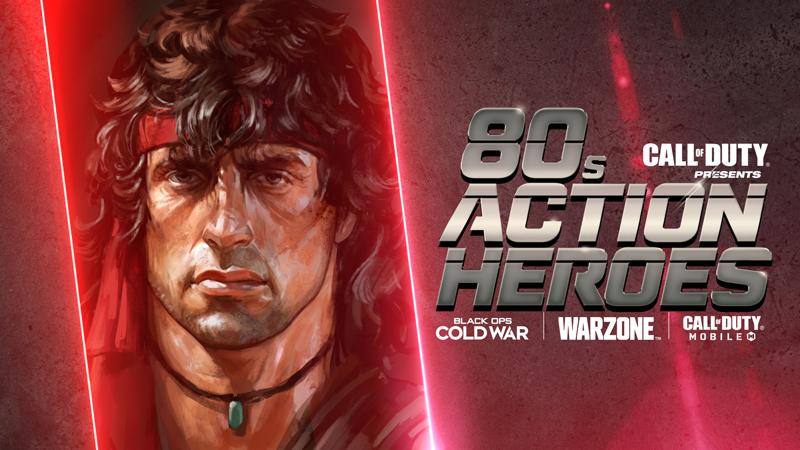 Karakter Film Lawas Rambo & Die Hard Hadir di Game Call of Duty: Mobile!