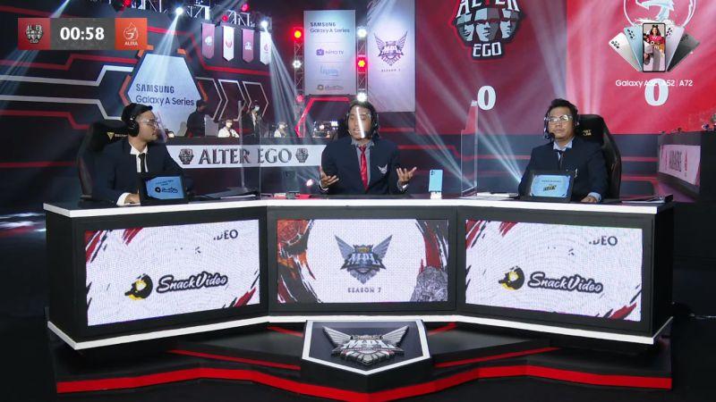 AE Pastikan Slot ke Babak Playoff, Geek Masih Ada Harapan!