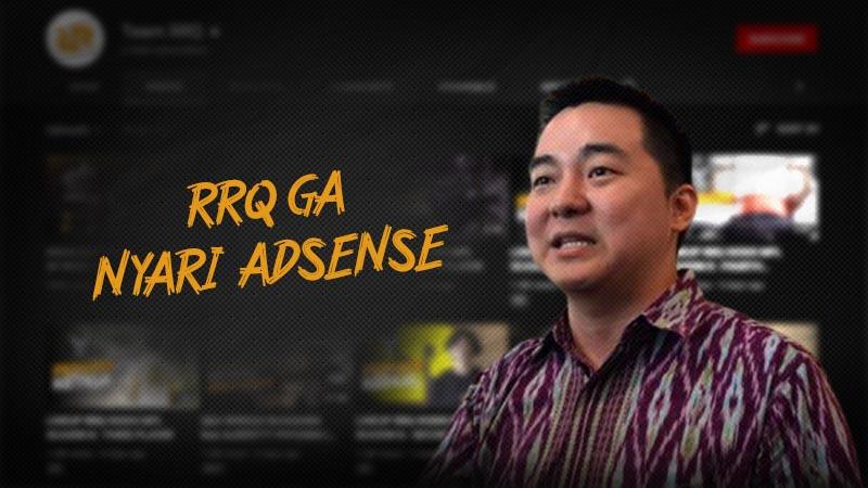 """Konsep Reveal Roster RRQ Hoshi, Pak AP """"Bukan Nyari AdSense"""""""